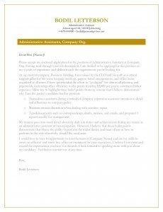 Personligt brev engelska